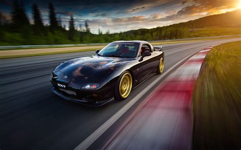 Download Rx7 Mazda Car Wallpaper For Desktop, Mobile Phones