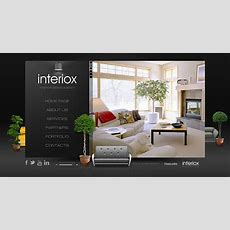 Interiox Interior Design Agency Html5 Template On Behance