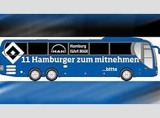 HSVMannschaftsbus Die lustigsten Vorschläge