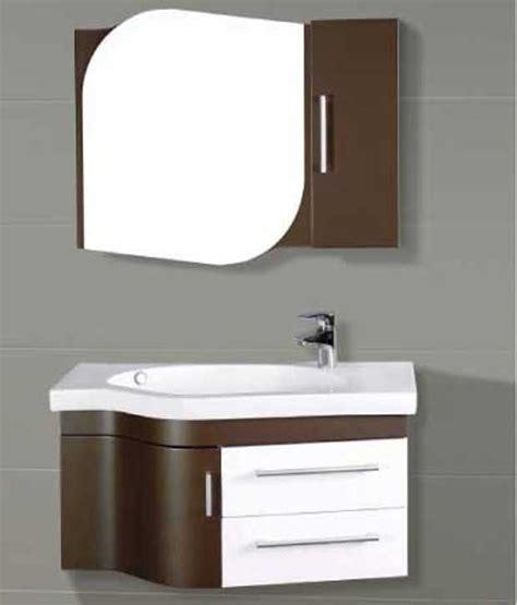 Bathroom Cabinets India by Buy Sanitop Ceramic Wash Basin And Pvc Bathroom