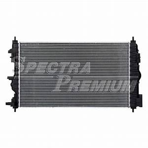 2011 Chevy Cruze Cooling System