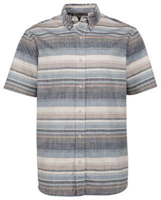 redhead crosshatch striped shirt  men bass pro shops