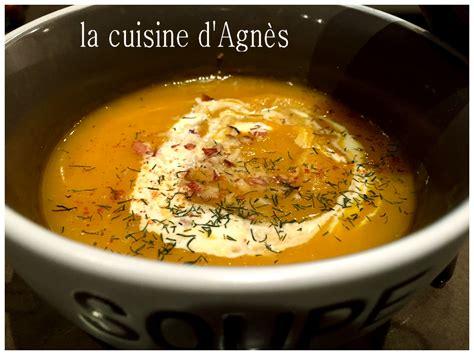la cuisine d agnes velouté de potimarron au fenouil la cuisine d 39 agnèsla