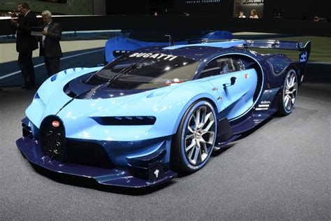 Meet The Bugatti Vision Gt