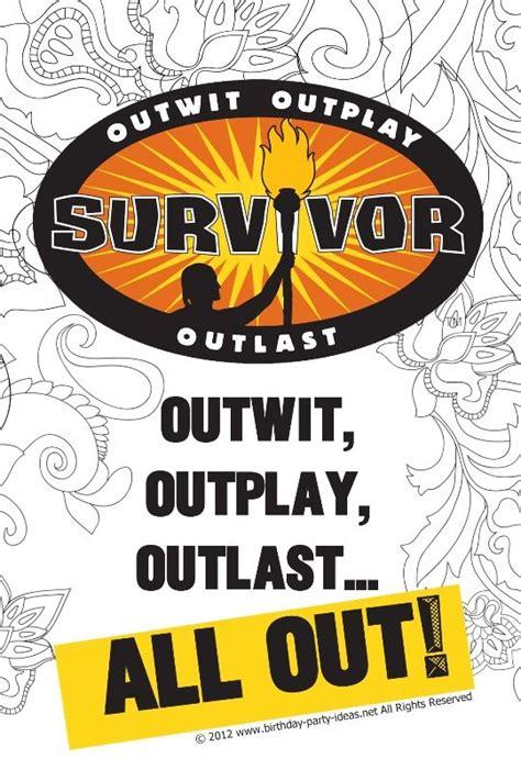 Survivor birthday party theme Ideas - Birthday Party Ideas ...