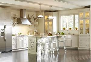 interior design inspiration photos by martha stewart With kitchen colors with white cabinets with martha stewart candle holders