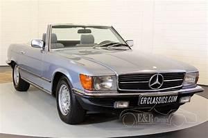 Mercedes De Collection : mercedes benz 380sl voitures de collection a vendre a e r classic cars ~ Melissatoandfro.com Idées de Décoration