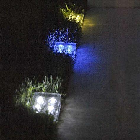 solar brick paver lights 9 luminous ways to light up summer night soirées