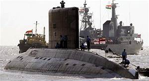 India to Send Second Kilo Class Submarine to Russia for ...