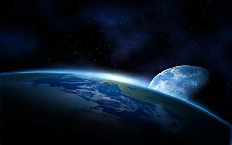 From Space Full Hd Wallpaper And Background Image