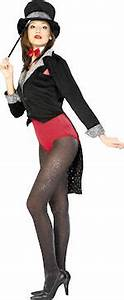 Fancy Dress - Adult Sexy Magician` Assistant Costume ...