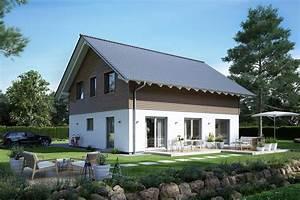 Haus Mit Satteldach : klassisches satteldach haus schw rerhaus ~ Watch28wear.com Haus und Dekorationen