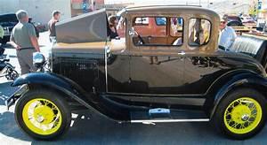 1930 Model A Ford Wiring Diagram