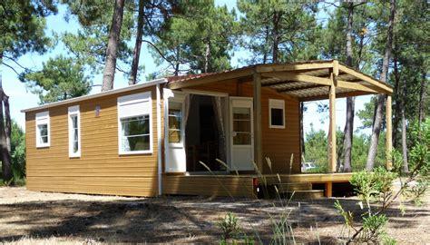 chalet cordouan et mobile home neuf centre naturiste euronat