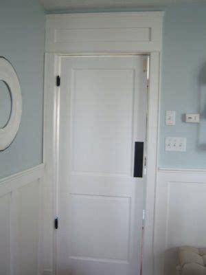 swinging kitchen door   house