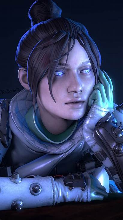Apex Legends Wraith 4k Wallpapers Anime Cool