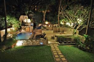outdoor kitchen sinks ideas tropical garden with swimming pool and patio tropical