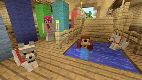 minecraft xbox stampys wolf pack  youtube