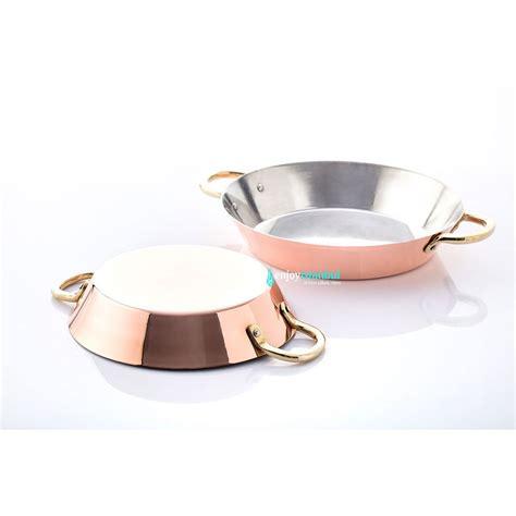 copper conical frying pan small enjoyistanbulcom