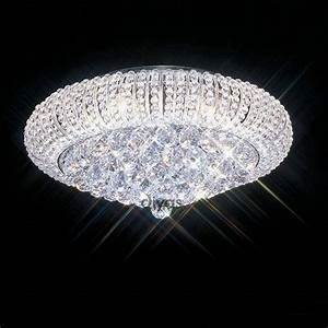 Modern crystal ceiling lights methods to get your