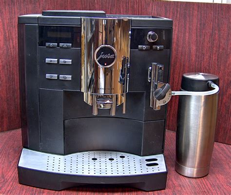 The machines can have multilevel conical. Jura S9 One-Touch Classic Superautomatic Espresso Machine!