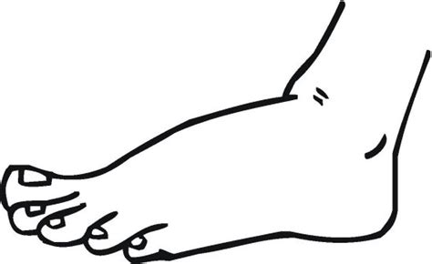 hands  feet coloring pages  printable