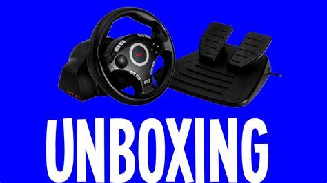 volante trust unboxing volante trust gxt 27