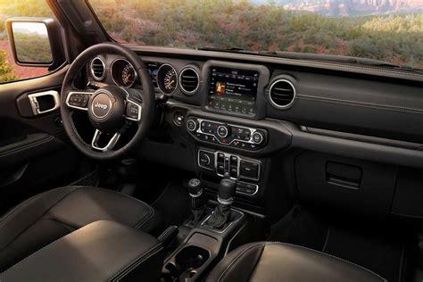 jeep wrangler interior 2018 jeep wrangler unveiled evolution of a legend autobics