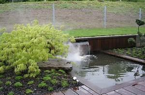 Garten Und Wasser : schnur garten und landschaftsbau wasser im garten ~ Sanjose-hotels-ca.com Haus und Dekorationen