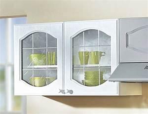 Hängeschrank Küche Landhausstil : k chen h ngeschrank list glas 2 t rig 100 cm breit wei k che k chen h ngeschr nke ~ Indierocktalk.com Haus und Dekorationen