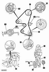 Replace Timing Belt On Ford C