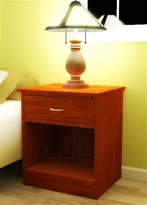 wooden easy night stand woodworking plans  plans