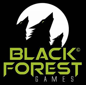 Logos for Black Forest Games GmbH