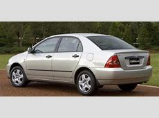 Toyota Corolla Best Selling Car photos CarAdvice