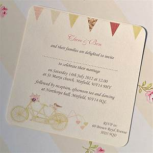 made for two wedding invitation cards by beautiful day With wedding invitations in one day