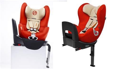silla de coche sirona isofix cybex opiniones