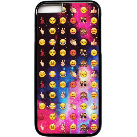 phone covers iphone 6 iphone 6 phone emoji faces funky cool smiley space