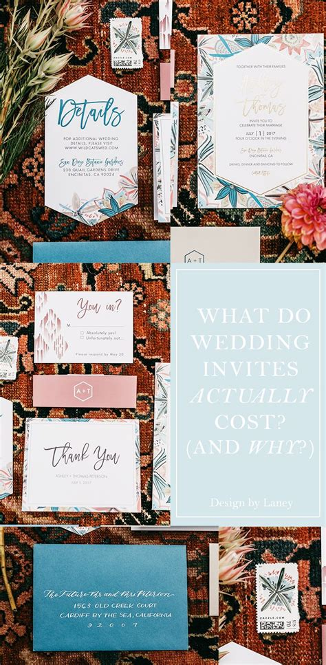 wedding invitations  cost