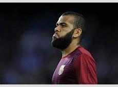 Barcelona's Dani Alves out injured for three weeks Goalcom