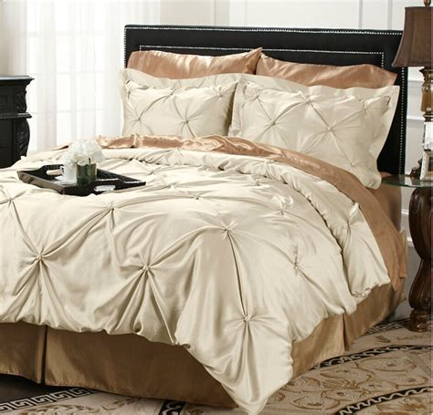 Quilts And Coverlets by Hutton Wilkinson Satin Pearl 3 Coverlet And Shams