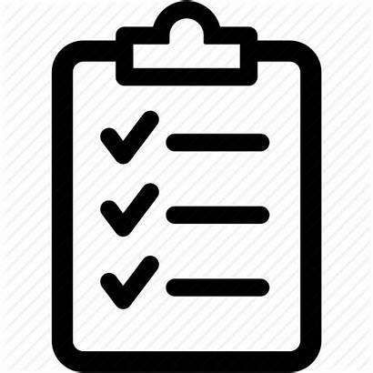 Icon Checklist Clipboard Check Tick Clip Done