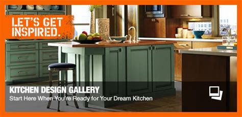 Home Depot Design Connect Kitchen by Kitchen Ideas How To Guides At The Home Depot