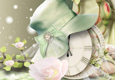 vintage time collages abstract background wallpapers