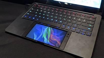 Project Linda Razer Laptop Gaming Bleach Into