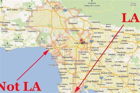 los angeles county parcel map search map  usa district