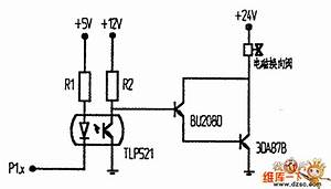 Butterfly Valve Drive Circuit Diagram