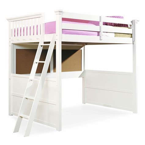 walmart futon white size loft bunk bed for with ladder