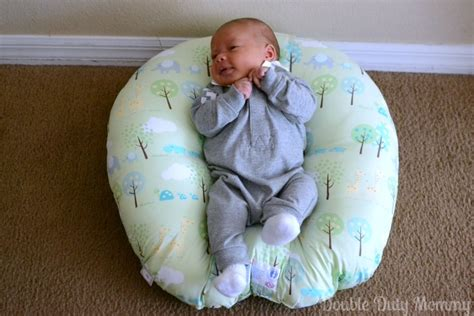 boppy pillow lounger loungin around with the boppy newborn lounger