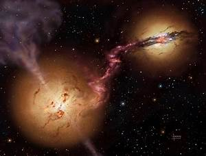 www.ditl.org • View topic - Colliding galaxies reveal ...