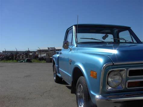 1968 68 chevy chevrolet c10 truck box stepside 350 4 speed 1 2 ton